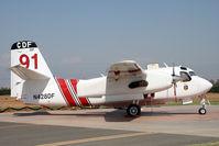 N428DF @ KPTV - KPTV Airframe c/n 137C