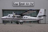 C-FGOG @ CYYC - Kenn Borek Air Dash 6 Twin Otter - by Yakfreak - VAP