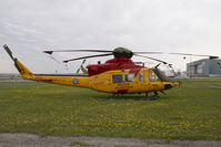146415 @ CYYC - Canadian Air Force Bell 412