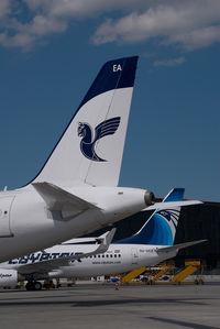 EP-IEA @ VIE - Iran Air Airbus 320