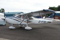 G-PTRI @ EGTB - exhibited at 2009 AeroExpo at Wycombe Air Park