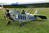 G-BMOO @ EGTB - Fred Series 2 exhibited at 2009 AeroExpo at Wycombe Air Park