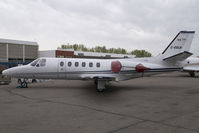 C-GDLR @ CYYC - Cessna 550 Citation 2 - by Yakfreak - VAP