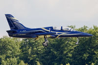 RA-1909K @ ELLX - Aero L39 short final at RW24