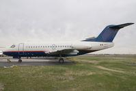 C-FTAY @ CYYC - Fokker 28 - by Yakfreak - VAP