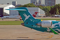 CX-CRB @ SABE - Green tail and red tail... - by Micha Lueck