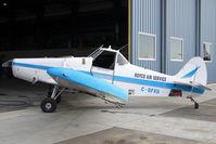 C-GFXU @ CYQF - Royco Air Service Piper 25 - by Yakfreak - VAP