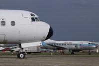 C-GYVI @ CYQF - Air Spray Lockheed Electra