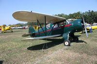 N14071 @ LAL - Waco YKC - by Florida Metal
