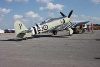 N15S @ LAL - Hawker Sea Fury
