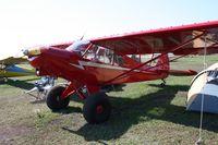 N7149D @ LAL - Piper PA-18 Replica