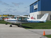 C-GCSJ @ CYOO - @ Oshawa Airport - by PeterPasieka