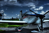C-FASS - at Joliette airport - by photograFH