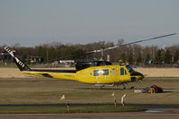 C-GFDV @ CEX3 - Campell Helicopters Bell 212 - by Yakfreak - VAP
