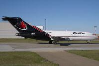 C-GHWC @ CYEG - Westcan Boeing 727-100 - by Yakfreak - VAP