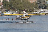 N3125S @ CYWH - Kenmore Air DHC-3 - by Andy Graf-VAP