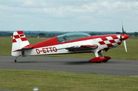 D-ETTO @ EGSU - 2. D-ETTO at The Duxford 90th Challenge Cup Aerobatics Competition - by Eric.Fishwick
