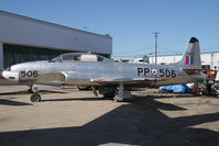 21506 @ CYXD - Canadian AF Lockheed T33 - by Yakfreak - VAP