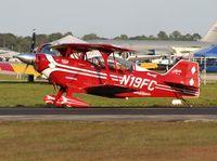 N19FC @ LAL - Aviat Aircraft S-2C