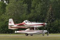 C-GAAG @ CYZH - Slave Lake Air Base - by William Heather