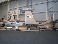 126464 @ CYRO - @ Canada Aviation Museum in Ottawa - by PeterPasieka
