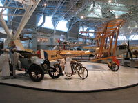 5878 @ CYRO - @ Canada Aviation Museum in Ottawa - by PeterPasieka