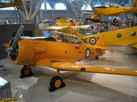 2532 @ CYRO - @ Canada Aviation Museum in Ottawa - by PeterPasieka