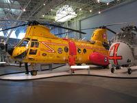 11301 @ CYRO - @ Canada Aviation Museum in Ottawa - by PeterPasieka