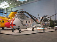 55877 @ CYRO - @ Canada Aviation Museum in Ottawa - by PeterPasieka