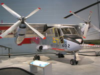 CX8402 @ CYRO - @ Canada Aviation Museum in Ottawa - by PeterPasieka