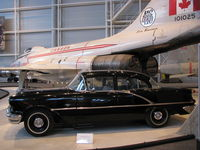 101025 @ CYRO - @ Canada Aviation Museum in Ottawa - by PeterPasieka