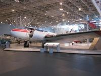 CF-JRQ @ CYRO - @ Canada Aviation Museum in Ottawa - by PeterPasieka