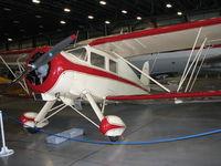 C-FLWL @ CYRO - @ Canada Aviation Museum in Ottawa - by PeterPasieka