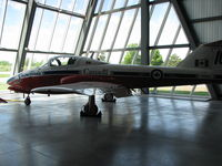 114108 @ CYRO - @ Canada Aviation Museum in Ottawa - by PeterPasieka
