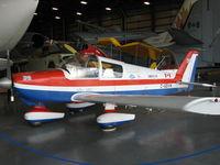 C-GOVK @ CYRO - @ Canada Aviation Museum in Ottawa - by PeterPasieka