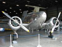 CF-CCT @ CYRO - @ Canada Aviation Museum in Ottawa - by PeterPasieka