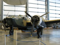 9892 @ CYRO - @ Canada Aviation Museum in Ottawa - by PeterPasieka