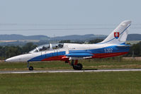 5302 @ PZY - Slovakia - Air Force Aero L-39CM Albatros - by Juergen Postl
