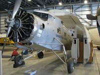 CF-THI @ CYRO - @ Canada Aviation Museum in Ottawa - by PeterPasieka