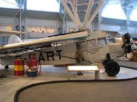 G-CART @ CYRO - @ Canada Aviation Museum in Ottawa - by PeterPasieka