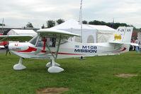 59-CVE @ EGTB - exhibited at 2009 AeroExpo at Wycombe Air Park