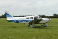 G-BPGU @ EGTB - Visitor to 2009 AeroExpo at Wycombe Air Park