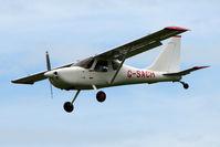 G-SACH @ EGTB - Visitor to 2009 AeroExpo at Wycombe Air Park