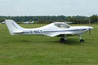 G-NGLS @ EGTB - Visitor to 2009 AeroExpo at Wycombe Air Park