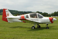 G-BPCL @ EGTB - Visitor to 2009 AeroExpo at Wycombe Air Park