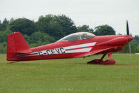 G-CEVC @ EGTB - Visitor to 2009 AeroExpo at Wycombe Air Park