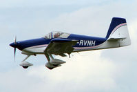 G-RVNH @ EGTB - Visitor to 2009 AeroExpo at Wycombe Air Park
