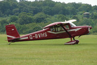 G-BVHS @ EGTB - Visitor to 2009 AeroExpo at Wycombe Air Park