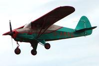 G-ARNG @ EGTB - Visitor to 2009 AeroExpo at Wycombe Air Park