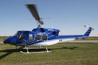 C-FJAD @ CZVL - Great Slave Helicopter Bell 212 - by Yakfreak - VAP